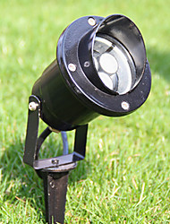 LED Spotlight Flood Light, 3 LEDs, Ip65 Waterproof Die-Casting Aluminum Glass(LEH-86004)