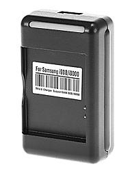 Cargador de batería para Samsung I9020 I906 I8000 Batería Negro