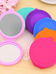 Silicone Case Kleine make-up spiegel
