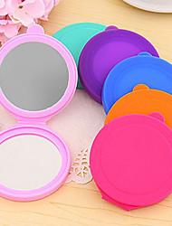 Силиконовый чехол Малый зеркало для макияжа