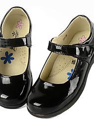das meninas sapatos de conforto Mary Jane apartamentos calcanhar plana sapatos