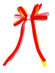 Красочный ремень производства бантом Шпилька для Собаки