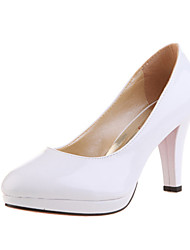 Women's Wedding Chunky Heel Pumps Heels Shoes(More Colors)