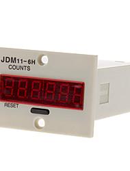 JDM11-6H Contatore Elettronico