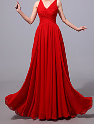 Yolan Vintage Slimming Floor-Length Evening Dress