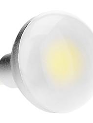 GU10 9W 1xCOB LED 390-420LM 5800-6300K Холодный белый свет Светодиодные лампы глобус (85-265В)