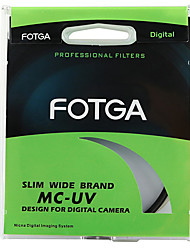 FOTGA® 49Mm Ultra Slim Pro4 Mc Multi-Coated Uv Ultra-Violet Lens Protector Filter