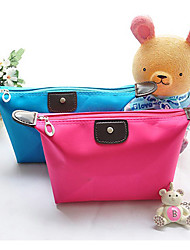 Women Casual Cosmetic Bag Pink / Blue / Orange