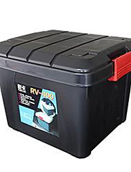 Box Moderno Rettangolo bagagli per auto - 2 colori disponibili