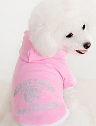 All Seasons Cotton T-Shirt for Dogs Red / Blue / Pink S / M / L / XL / XXL