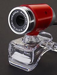 5.0 Megapixel 180 graus de rotação USB Webcam Drive-livre