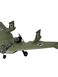 4CH OEP Horten BV-38 del rtf RC Airpalne ZT006 (Verde)