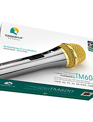 Tonsion TM600 mode 3.5mm informatique condensateur Micphone