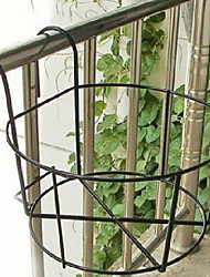 European Style Flowerpot Metal Rack - 3 Colors Avaliable