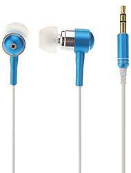 Super-Basse stéréo intra-auriculaires avec micro pour MP3, MP4, téléphone mobile, iPhone, Samsung