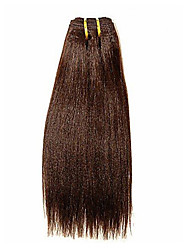 18inch 100% Indian Human Hair Yaki Straight Great 5A Hair Extension/Weave