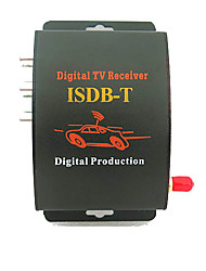 ISDB-T HD Digital Car TV Receiver Box TV TUNER for Brazil/South America