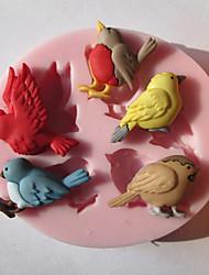 Moule de Cuisson Animal Pour Gâteau Pour Cookie Pour Tarte Silikon Ecologique Haute qualité Bricolage