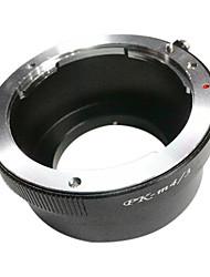 Lentille EMOLUX Pentax PK K à Micro 4/3 Adaptateur E-P1 E-P2 E-P3 G1 GF1 GH1 G2 GF2 GH2 G3 GF3