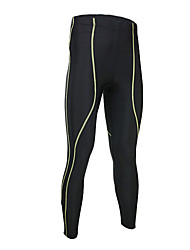 Skins Mens Compression Collants base de la couche de service Pantalons Run Exercice Fitness Vélo Vêtements de vitesse