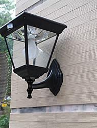 PIR Motion Sensor Solar Light / mur solaire Lumière / LED Feux en plein air (LEH-44246)