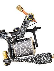 Cast Iron Single Coil 8 Wraps Tattoo Maschinengewehr-Shader