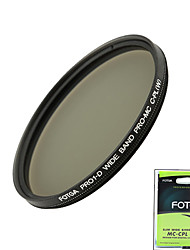 FOTGA® Pro1-D 52Mm Ultra Slim Mc Multi-Coated Cpl Circular Polarizing Lens Filter