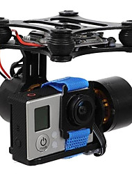 ST-303 DJI Phantom Brushless Gimbal Camera Mount w/ Motor & Controller for Gopro3 FPV A