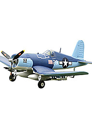 Top RC Hobby F4U EPO 4CH RC Flugzeug KIT (Blau)