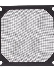GRM80-AL01-BK 8cm Aluminio Ventilador Filtro