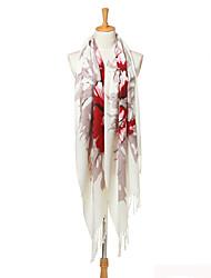 Fashion Big Pashmina Scarf Imitation Wool Scarf