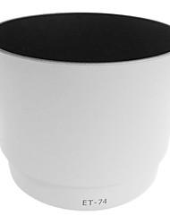 Sostituire ET-74 Winka Petal paraluce per Canon EF 70-200mm f/4.0 L IS USM (bianco)