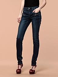Blue Goelia donne Skinny Jeans