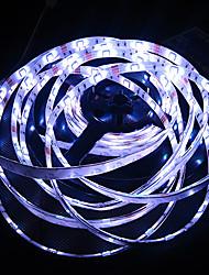 RGB Led Strip Light Waterproof 5M SMD 5050 150 LEDs/Roll + 24 keys IR Remote Controller
