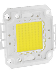 DIY 70W 5550-5600LM 2100mA 6000-6500K Cool White Light Integrated LED Module (30-36V)