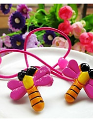 Girls Hair Accessories Hair Tie Acrylic