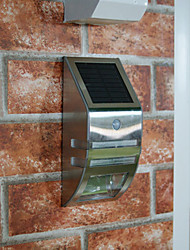 Solar White Wall Light With PIR Motion Sensor(CIS-57228)