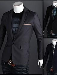 Herrenmode Stilvolle A Buckle Anzug