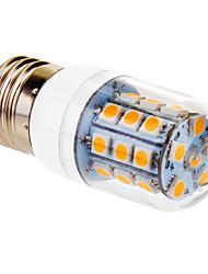 4W E26/E27 LED Mais-Birnen T 30 SMD 5050 450 lm Warmes Weiß AC 220-240 V