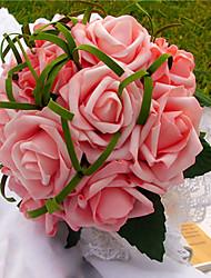 Mariage ronde Forme / Parti bouquet de mariée