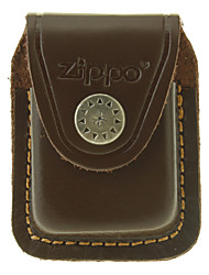 Zippo Brown Leather Oil Lighter Case