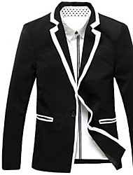Men's Classic Korean Style Blazer Slim Suit