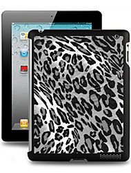 3D Effect Case  Plastic Back Cover for iPad 2/3/4
