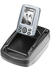 FF668A Handheld Fish Finder With Multi Language Menu
