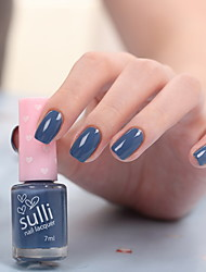 Sulli Environmental geruchlos Light Blue Nagellack