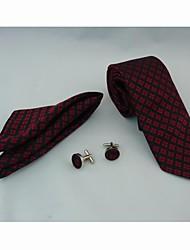 Men Work/Party Neck Tie , Silk