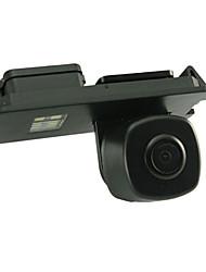 Aparcamiento Alta Definición Wired coche que invierte la cámara de reserva para el Skoda Superb Visión nocturna impermeable