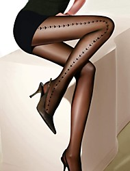 Women Thin Pantyhose , Nylon/Spandex