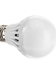 E26/E27 20 SMD 2835 780 LM Тёплый белый Круглые LED лампы AC 220-240 V