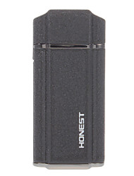 Honest Metal Cuboid Gas Lighter(Random Color)